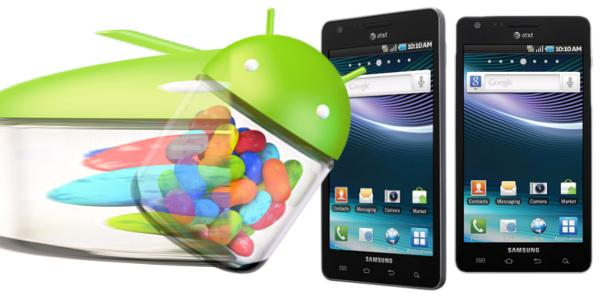 Samsung Infuse 4G gets Android 4 1 Jelly Bean update | Ubergizmo