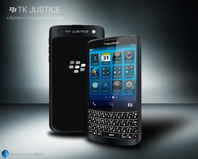 The TK Justice Blackberry 10 concept is something we can get on