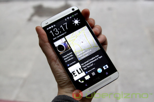 HTC One Review (M7) | Ubergizmo