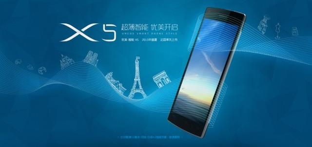 umeox-x5-thinnest-smartphone