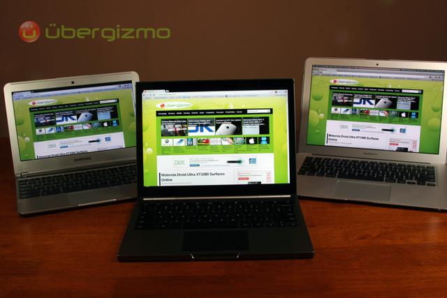 Chromebook Pixel Review | Ubergizmo