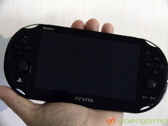 PS Vita Slim Review | Ubergizmo