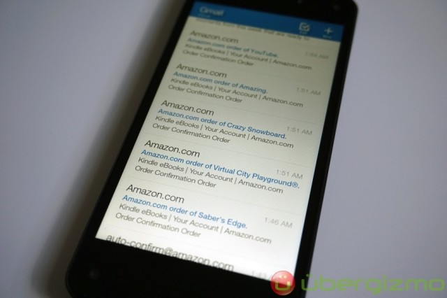 firephone email-app-conf