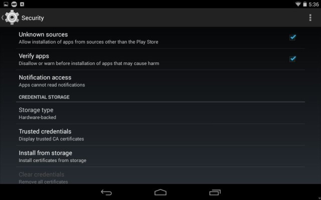 How To Install APK Files: Sideloading on Android | Ubergizmo
