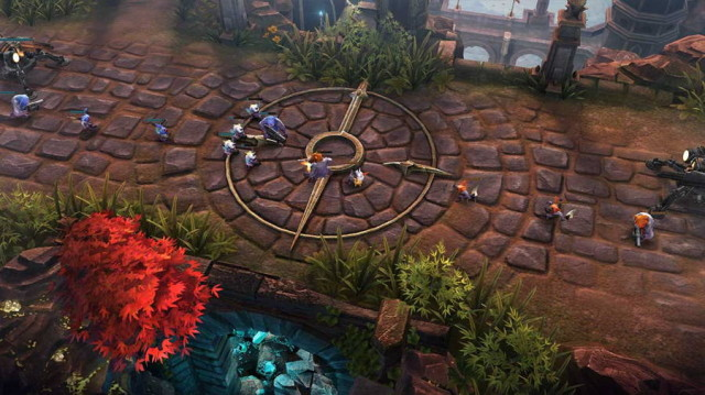iOS MOBA Vainglory Now Available For Download | Ubergizmo