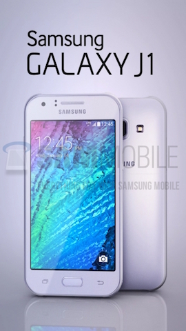 Samsung Galaxy J1 Continues Change In Company's Naming Convention