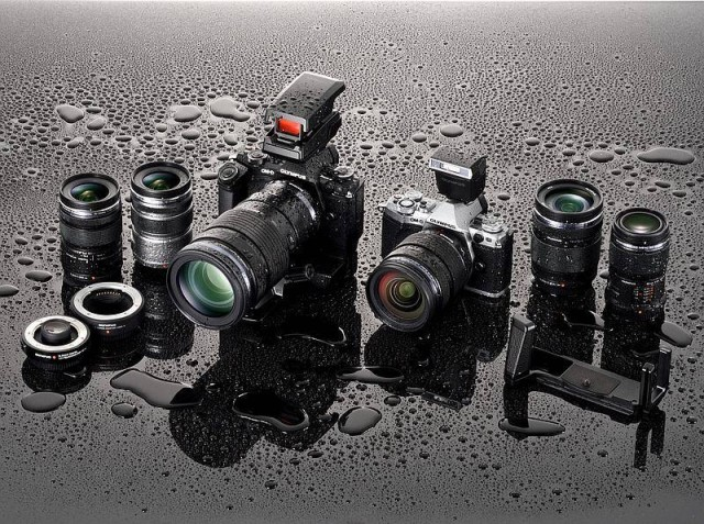 The Olympus OM-D E-M5 MII Is Official | Ubergizmo