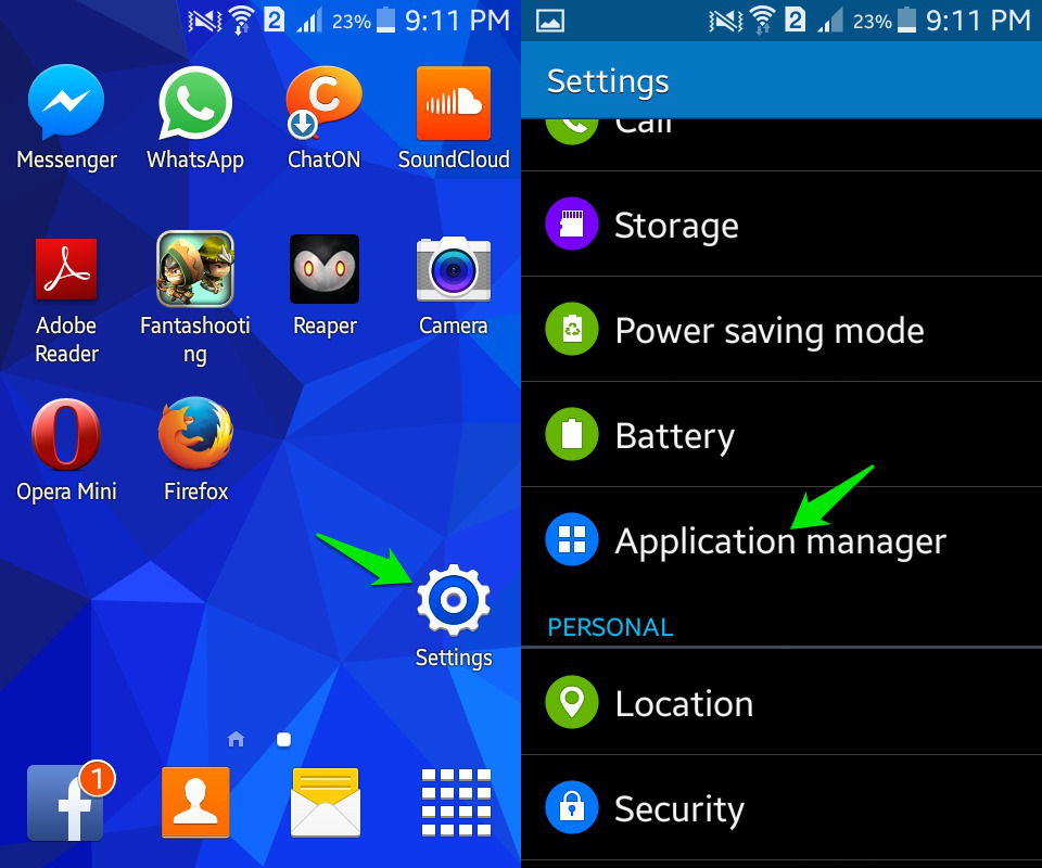 How To Disable Applications On Android How To Disable Apps