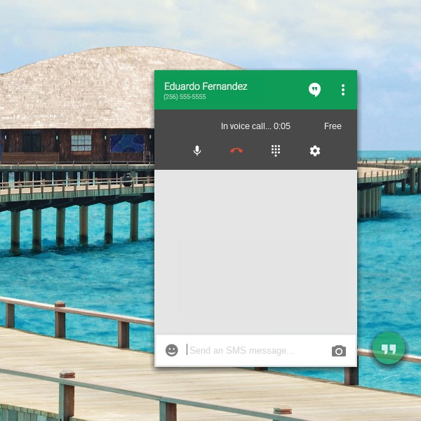 Google Hangouts For Desktop To Get Faster Call Connections