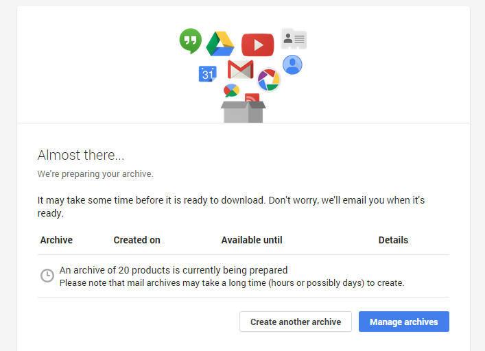 How To Delete a Google Account   Ubergizmo