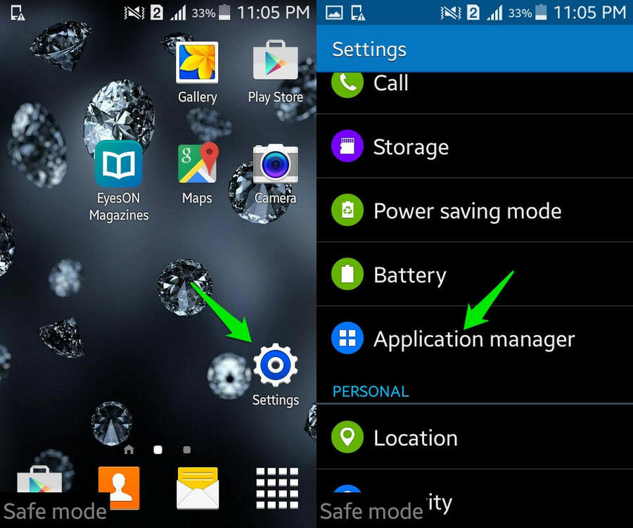 How To Turn On Safe Mode on Android | Ubergizmo
