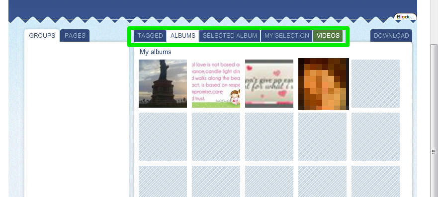 How To Download Your Facebook Photos   Ubergizmo