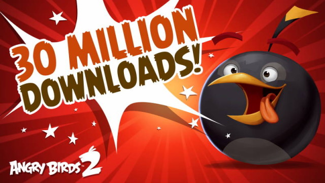 angry birds 2 30m