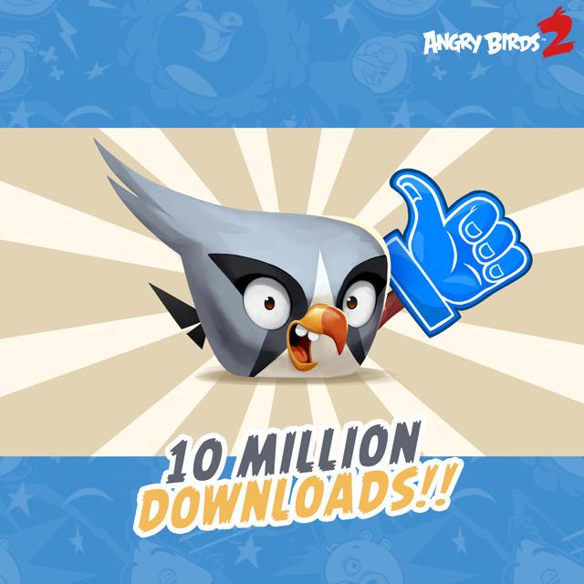 angry birds 2 3m