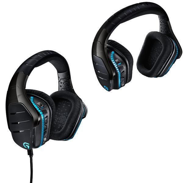 logitech g633 g933 headphones