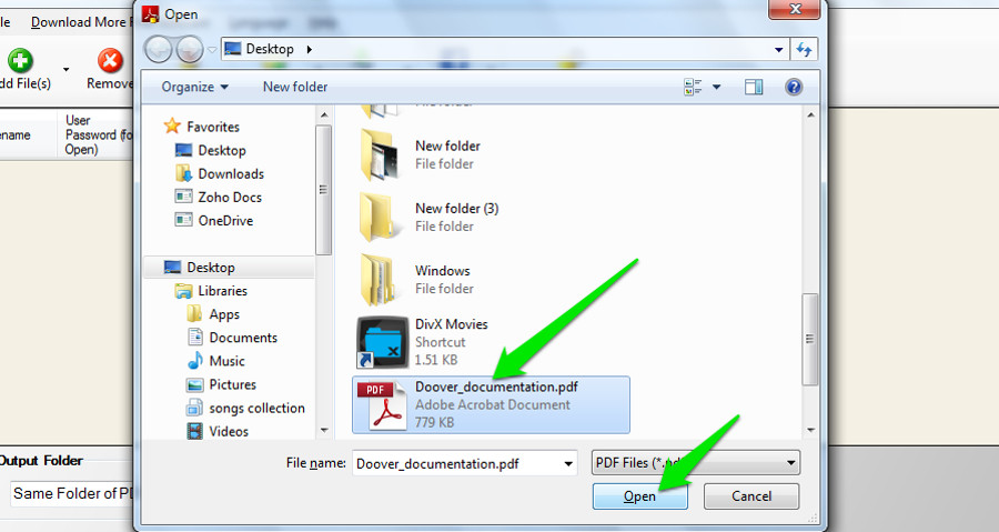 How To Remove a PDF Password | Ubergizmo