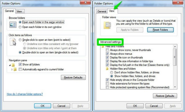 How To View Hidden Files (Win, OS X, Android) | Ubergizmo
