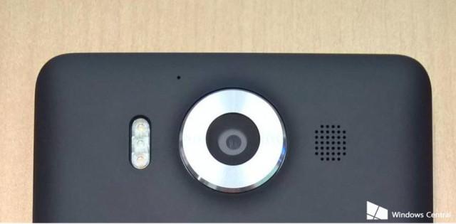 New Lumia 950, 950 XL Photos Reveal Triple LED Flash | Ubergizmo