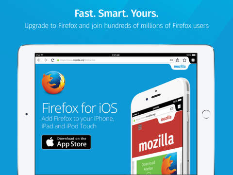 Firefox For iOS Finally Released | Ubergizmo