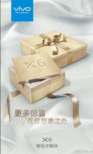 vivo-x6-teaser