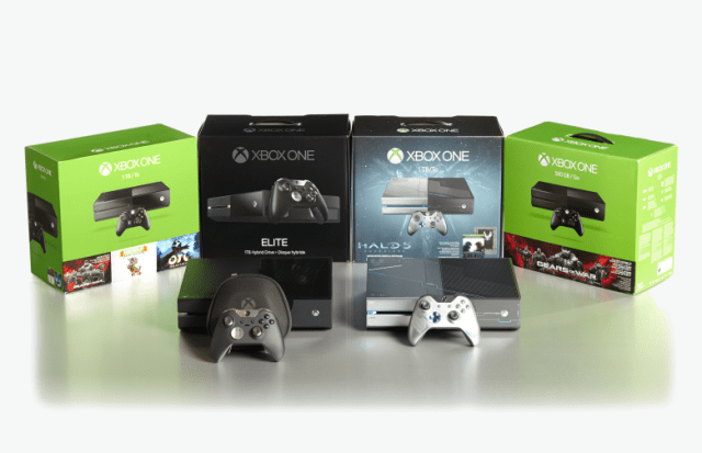 Xbox One Bundles At Best Buy Come With $50 Gift Card   Ubergizmo