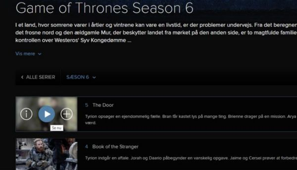 game of thrones s6e5 torrent