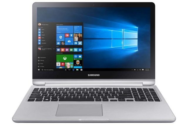 Samsung Unveils The Notebook 7 Spin Windows 10 Convertible | Ubergizmo