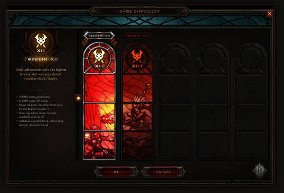 Upcoming Diablo 3 Patch Will Introduce 3 More Difficulty Levels