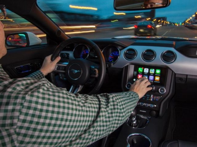 ford carplay android auto