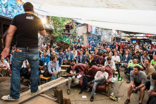 Pirate Summit 2015. 3 September 2015, Cologne, Germany. Image ©Dan Taylor/Heisenberg Media