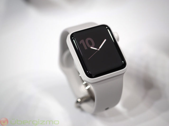 Apple Watch Series 3 Rumored For This Coming Fall | Ubergizmo