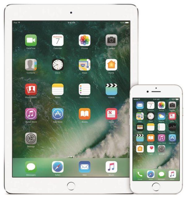 iOS_10_iPadiPhone