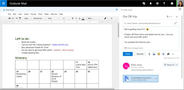 outlook-web-google-drive