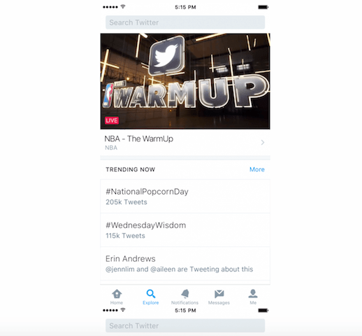 twitter-explore