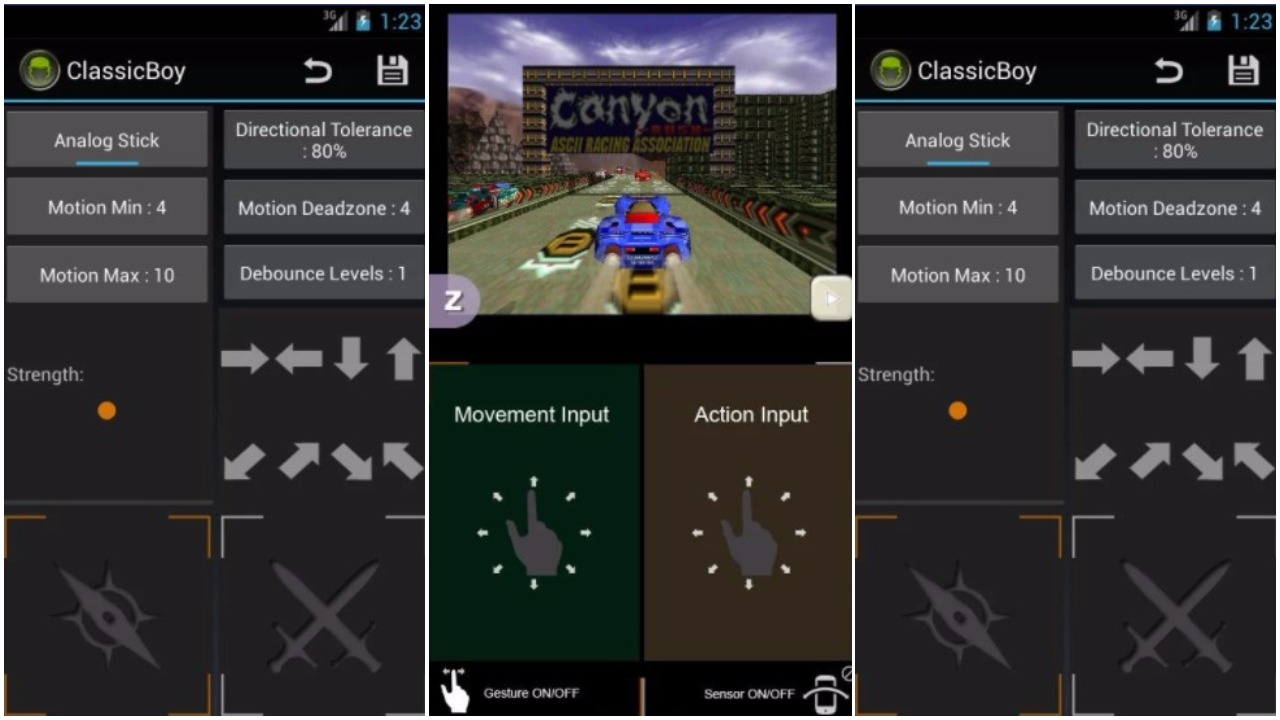 classic boy - best emulators for android