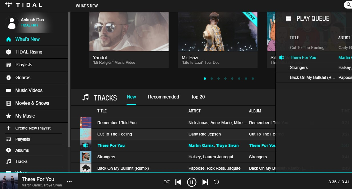 8 Best Music Streaming Sites That Are Just Awesome   Ubergizmo