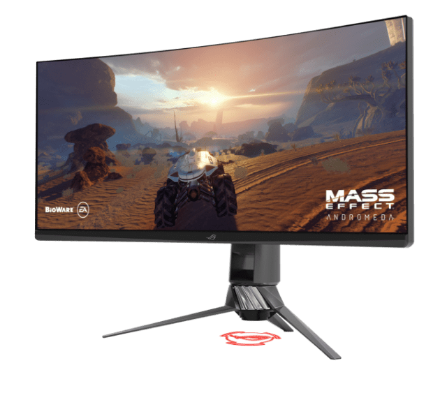 ASUS ROG Swift PG35VQ Monitor Is Meant For Serious Gamers | Ubergizmo