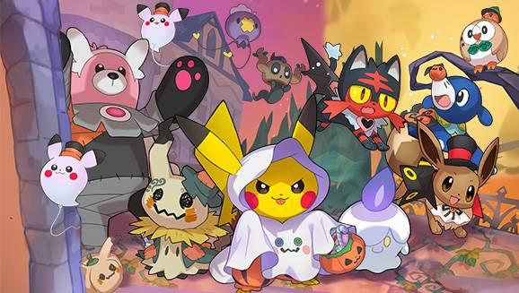 Pokemon Go Christmas Event.Pokemon Go To Get A Special Halloween Event Ubergizmo