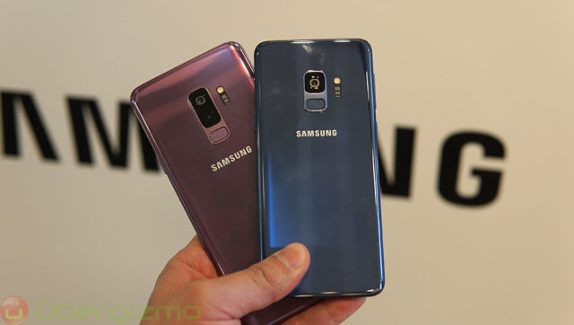 Samsung May Offer One Galaxy S10 Model With Flat Display