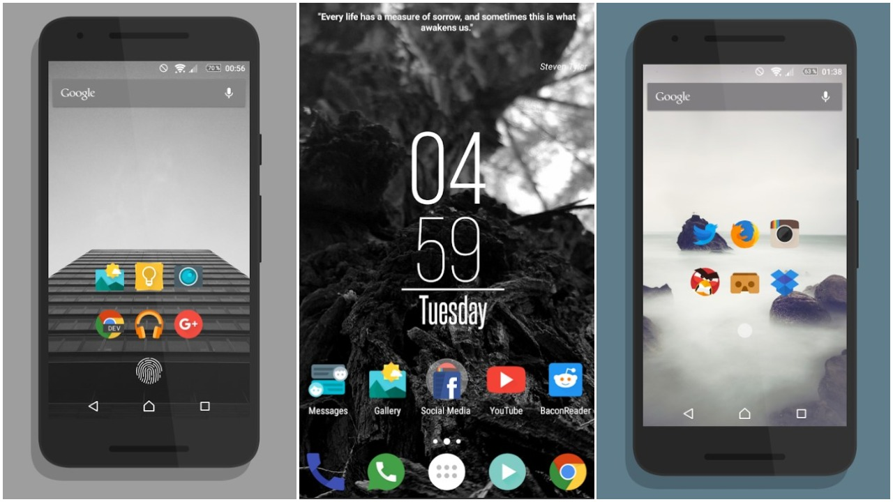 Best Icon Packs For Android | Ubergizmo