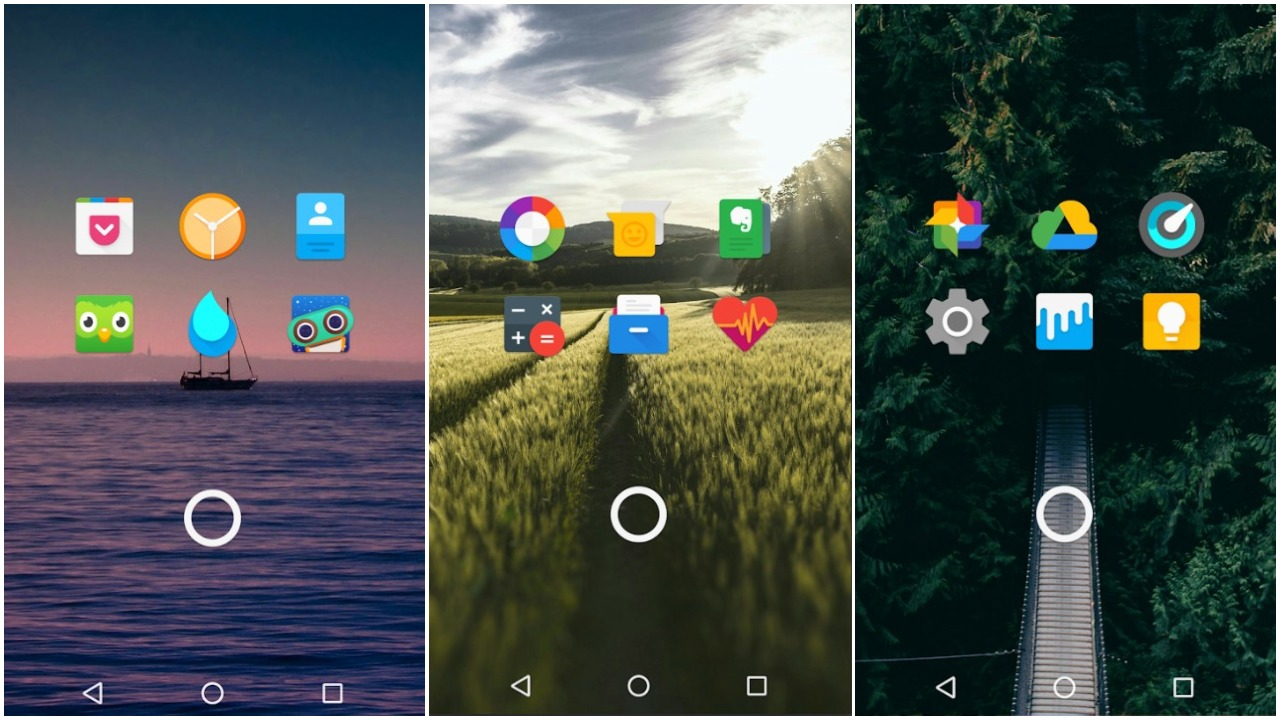 Best Android Icon Pack 2020 Best Icon Packs For Android | Ubergizmo