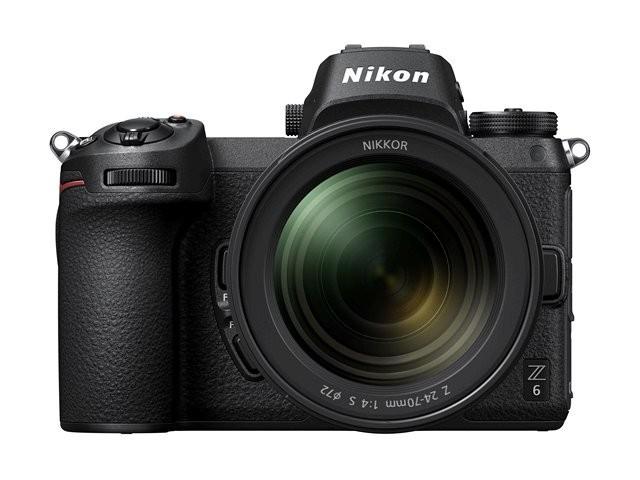 Algunas cámaras Nikon Z6, Z7 están experimentando una reducción de vibración defectuosa 1