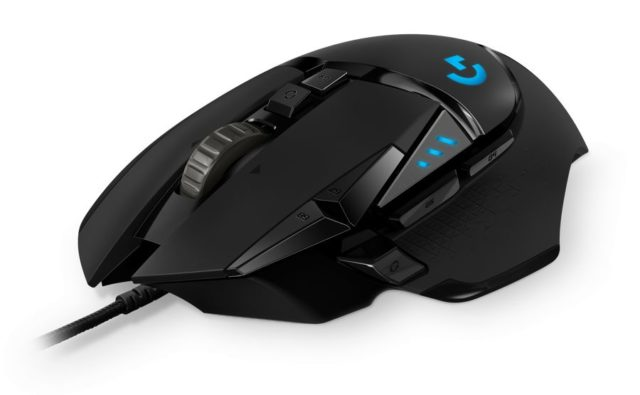 Logitech Upgrades The G502 Gaming Mouse With A New Sensor