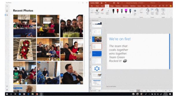 Microsoft Testing App To Mirror Phone Content On Windows 10 PC