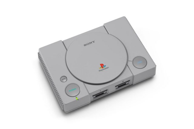 PlayStation Classic Hacked To Run Games From A USB | Ubergizmo