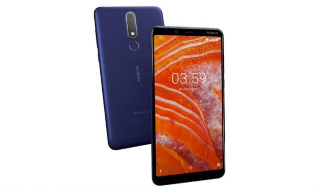 Nokia 3.1 Plus annunciato ufficialmente