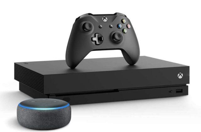 Amazon Bundles Echo Dot con ogni acquisto di Xbox One