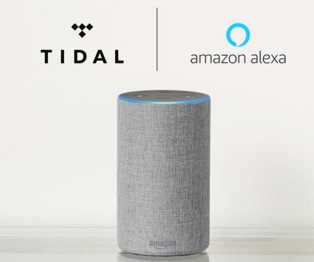 Tidal Music Now Available On Amazon's Echo | Ubergizmo