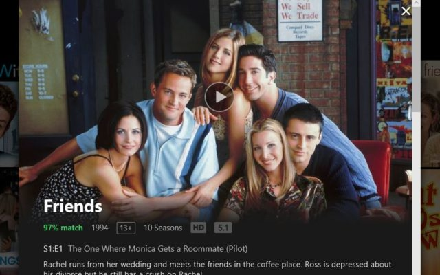 Friends' May Or May Not Remain On Netflix In 2019 [Update]