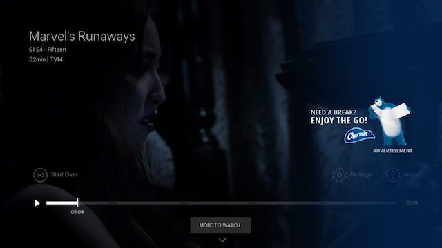 New Hulu Ad Will Appear When You Pause | Ubergizmo